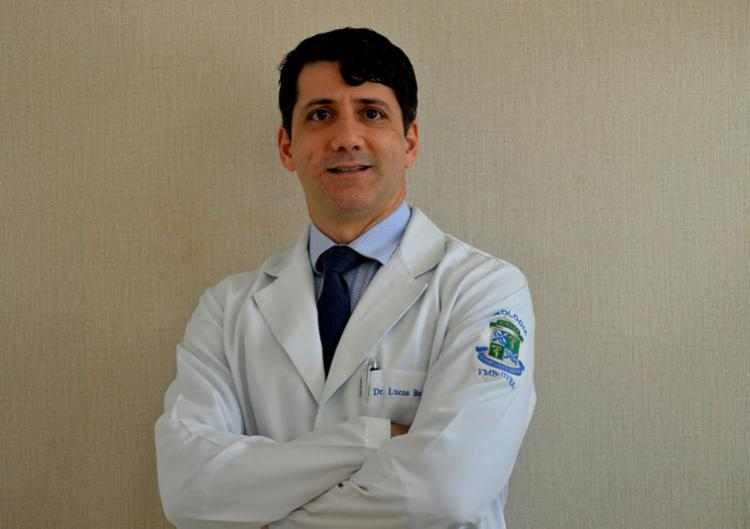 Dr. Lucas Batista, pres. da Soc. Baiana de Urologia   Foto: Shirley Stolze   Ag. A TARDE - Foto: Shirley Stolze   Ag. A TARDE