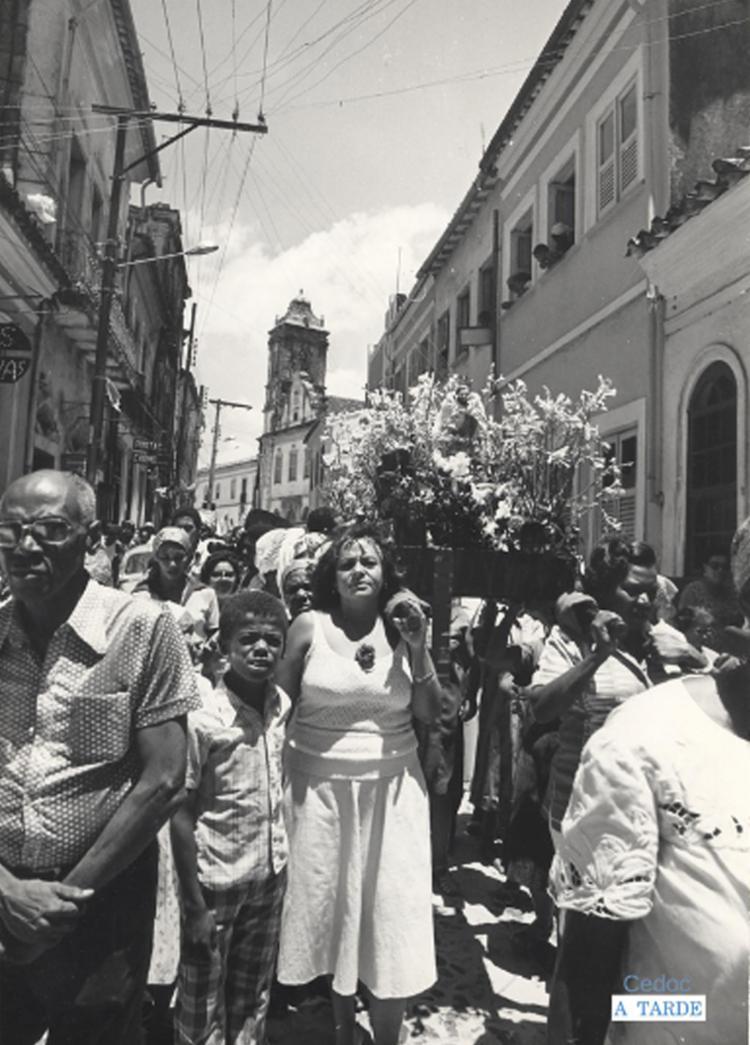 Festa viveu momentos de decadência nos anos 1970 | Foto: Arquivo | Cedoc A TARDE