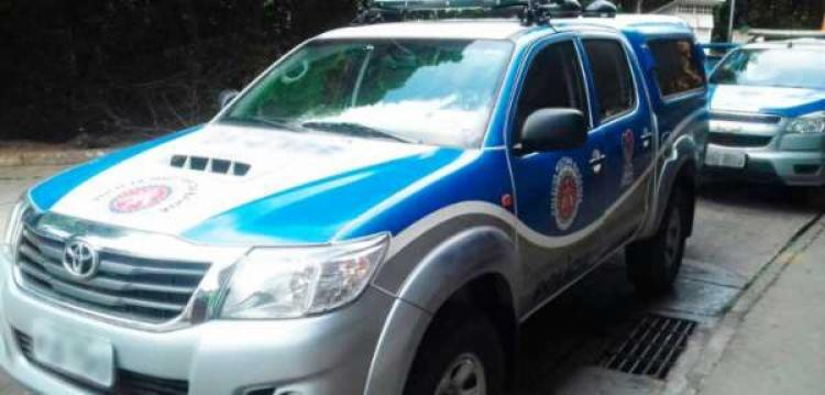 Nenhum suspeito foi localizado | Foto: Reprodução | Blog Carlos Britto - Foto: Reprodução | Blog Carlos Britto