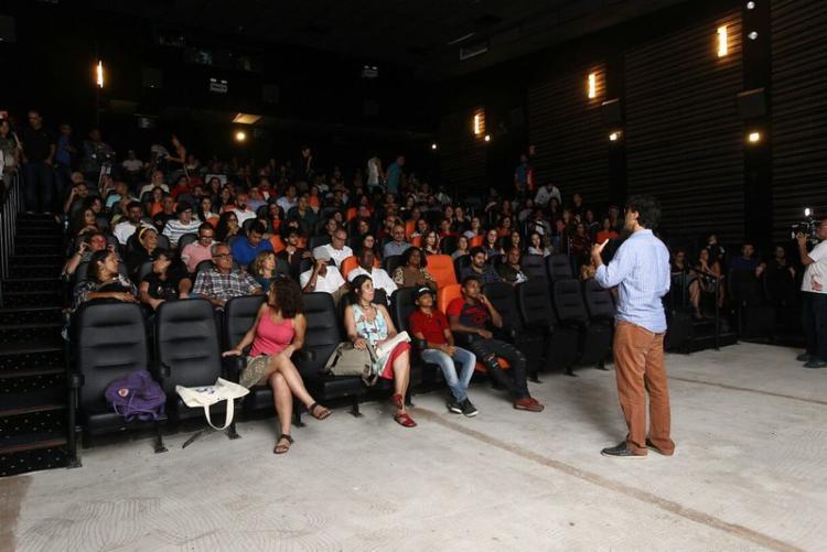 Panorama Internacional Coisa de Cinema estava previsto para ocorrer neste mês | Foto: Amanda Oliveira | GovBA