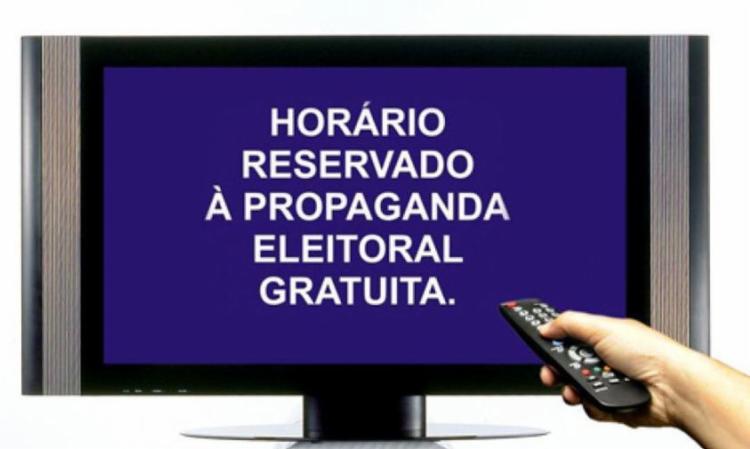 Candidatos terão dois blocos de 10 minutos cada na TV e rádio | Foto: Arquivo | Agência Brasil - Foto: Arquivo | Agência Brasil