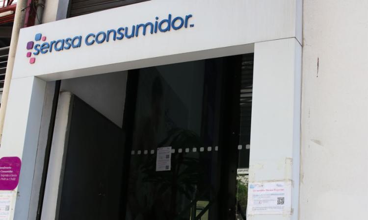 Serasa estaria vendendo dados como nome, CPF, endereço, idade, gênero, poder aquisitivo e classe social - Foto: Rovena Rosa   Agência Brasil