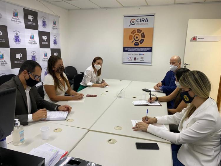 Integrantes do Comitê se reuniram na quarta-feira, 11, para planejar ações e discutir estratégias   Foto: Divulgação - Foto: Divulgação
