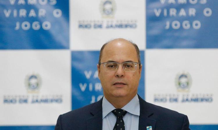 Esquema teria ocorrido durante gestão de Wilson Witzel   Foto: Fernando Frazão   Agência Brasil - Foto: Fernando Frazão   Agência Brasil