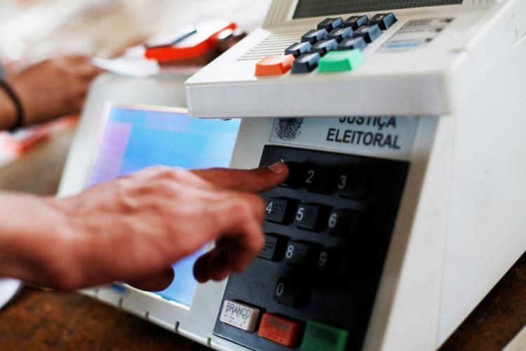votação em tempo real - Foto: Divulgação