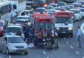 Transalvador estima redução de 54% de mortes no trânsito em 2020 | Foto: Reprodução | TV Bahia