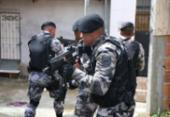 Dupla suspeita de tráfico é presa em operação no Nordeste de Amaralina | Foto: Divulgação | SSP-BA