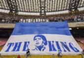 Estádio do Napoli é rebatizado como Diego Armando Maradona | Foto: Mário Laporta | AFP