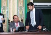 Geraldo Júnior reitera apoio em Paulo Magalhães Jr na liderança da CMS | Foto: Divulgação