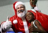 E viva Noel, nosso bom velhinho, mas também abaixo o racismo | Foto: Rafael Martins | Ag. A TARDE