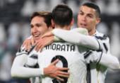 Com gol de CR7, Juventus vence Dínamo de Kiev pela Liga dos Campeões | Foto: Vincenzo Pinto | AFP