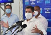Neto anuncia medidas para Pituba e Brotas   Divulgação