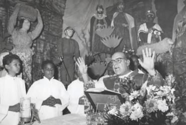 Padre Pinto ajudou no protagonismo da Festa da Lapinha   Cedoc/ A TARDE