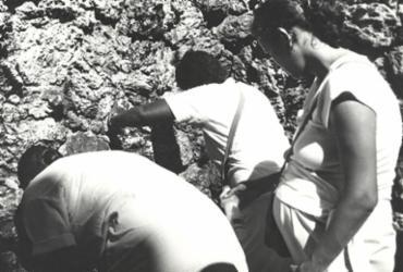 Devoção a Santa Luzia em Salvador tem rito em fonte considerada milagrosa   Cedoc A TARDE   14.12.1979