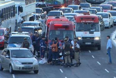 Transalvador estima redução de 54% de mortes no trânsito em 2020 | Reprodução | TV Bahia