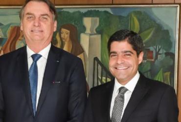 Neto não participará de evento religioso com Bolsonaro: 'Convite chegou tarde' | Marcos Correa / PR