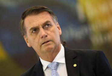 Bolsonaro citou como exemplo de