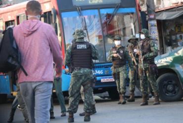 Quatro suspeitos de tráfico morrem após troca de tiros no Boqueirão | Divulgação | SSP