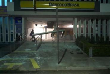 Quadrilha que atacou banco em Cametá errou cofre, diz governador do Pará   Reprodução