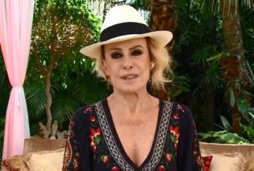Ana Maria dá apoio a Fátima Bernardes após descoberta de câncer | Reprodução | TV Globo