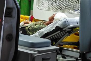 Ciclista desmaia após ser atropelado na BA-650; motorista fugiu do local