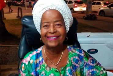 Cira do Acarajé morre em Salvador aos 70 anos | Reprodução | Instagram