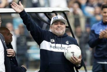 Coração de Maradona estava dilatado e pesava cerca de meio quilo, aponta legista   Arquivo   AFP