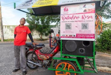 Canções e jingles ajudam a turbinar as vendas de empreendedores em Itapuã | Gabrielle Guido | Agência Mural