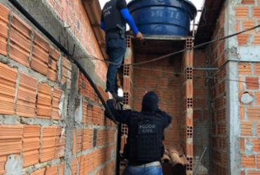 Trio envolvido com tráfico de drogas é preso em Bom Jesus da Lapa