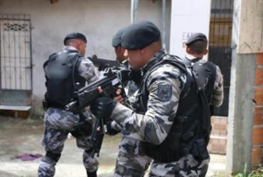 Dupla suspeita de tráfico é presa em operação no Nordeste de Amaralina | Divulgação | SSP-BA