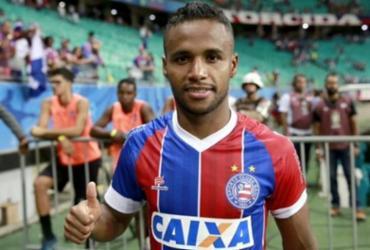 """Élber se despede do Bahia e afirma: """"Continuarei torcedor""""   Felipe Oliveira   E.C.Bahia"""