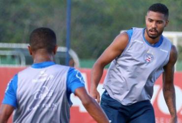 Com jogadores da base, Bahia se reapresenta na Cidade Tricolor   Felipe Oliveira   EC Bahia