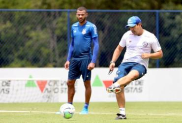 De olho no Grêmio, Bahia foca na parte técnica e tática   Felipe Oliveira   C Bahia