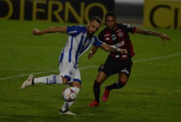 Vitória perde para o CSA no último jogo de 2020 e anuncia demissão de Mazola Jr. | Augusto Oliveira | CSA