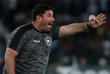 Após Covid-19, Barroca revela que está com o pulmão comprometido | Vitor Silva | Botafogo