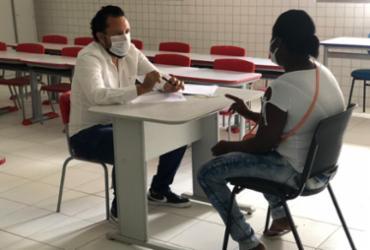 Trabalhadores resgatados em condições análogas à escravidão são atendidos na Bahia | Divulgação