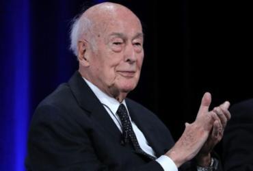 Ex-presidente da França, Giscard d'Estaing morre aos 94 anos em virtude da Covid-19 | Foto: Jacques Demarthon I AFP