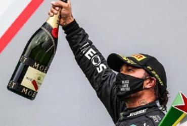 Hamilton testa positivo para Covid-19 e fica fora de GP | Reprodução | Instagram