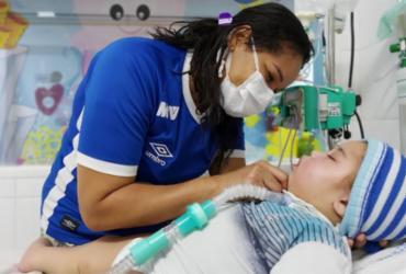 Hospital de Salvador lança campanha de fim de ano para incentivar doações   Foto: Divulgação