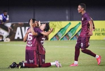 Jacuipense vence líder Santa Cruz em despedida do Pituaçu | Renan Oliveira | E.C.Jacuipense