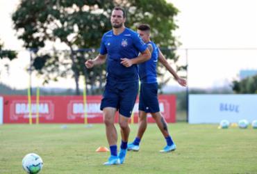 Bahia amplia contrato de Lucas Fonseca; João Pedro também renova   Felipe Oliveira   EC Bahia
