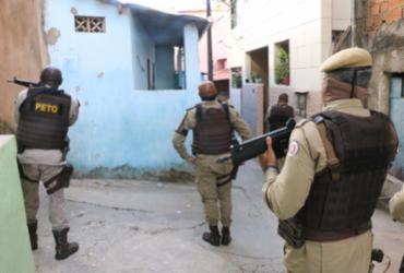 Cinco suspeitos são presos em operação no Nordeste de Amaralina | Alberto Maraux | Divulgação | SSP