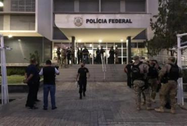 Operação da PF cumpre mandados em Salvador, São Paulo e no estado do Ceará | Divulgação | PF