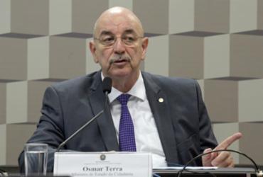 Osmar Terra recebe alta de hospital após 12 dias de tratamento da Covid-19 | Foto: Roque de Sá I Agência Senado