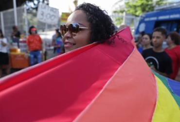 Parada do Orgulho LGBTQIA+ na Bahia tem edição virtual em 2020 | Uendel Galter | Ag. A TARDE