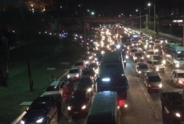 62% dos soteropolitanos temem aumento do trânsito, diz pesquisa Datafolha | Foto: Divulgação
