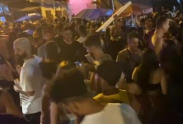 PM encerra festa com cerca de 700 pessoas em Itacaré