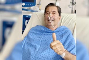 Prefeito eleito de Goiânia testa negativo para coronavírus mais de um mês após ser internado com a doença   Foto: Reprodução I G1