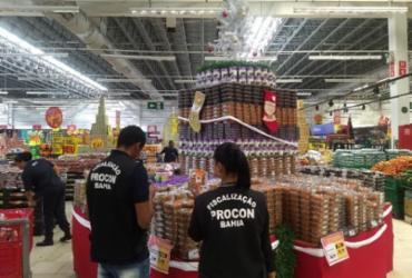 Operação Natal 2020: Procon-BA combate irregularidades em produtos a partir de segunda | Divulgação