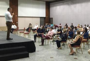 Profissionais de turismo participam de capacitação em Salvador